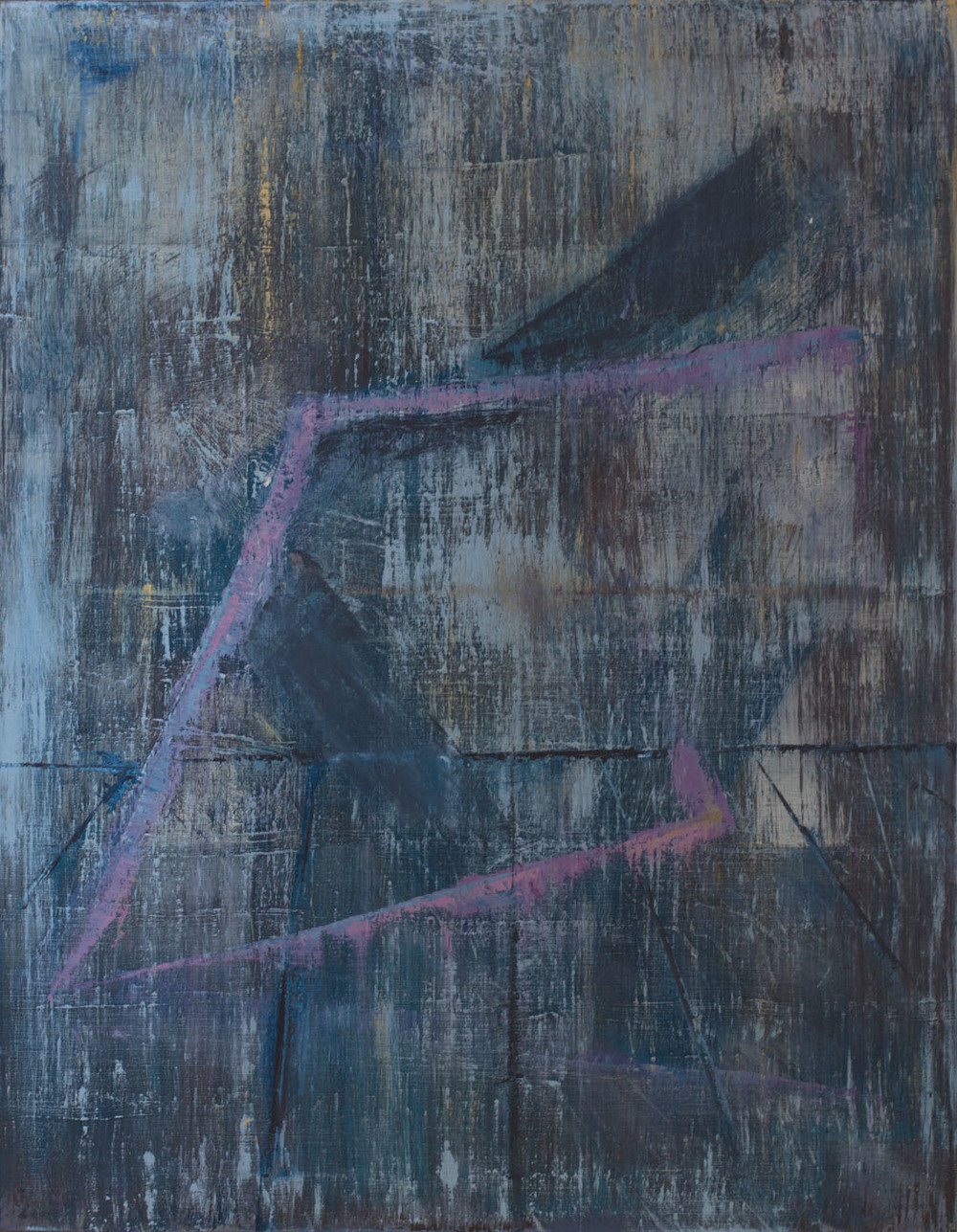 a04, 2013, 126x99 cm, oil on canvas