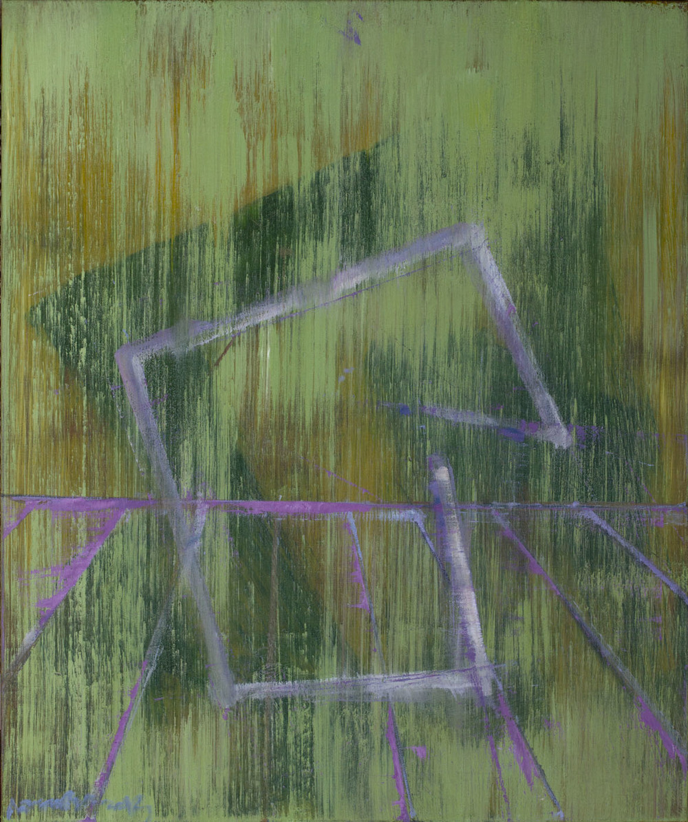 a19, 2013, 100x80 cm, oil on canvas