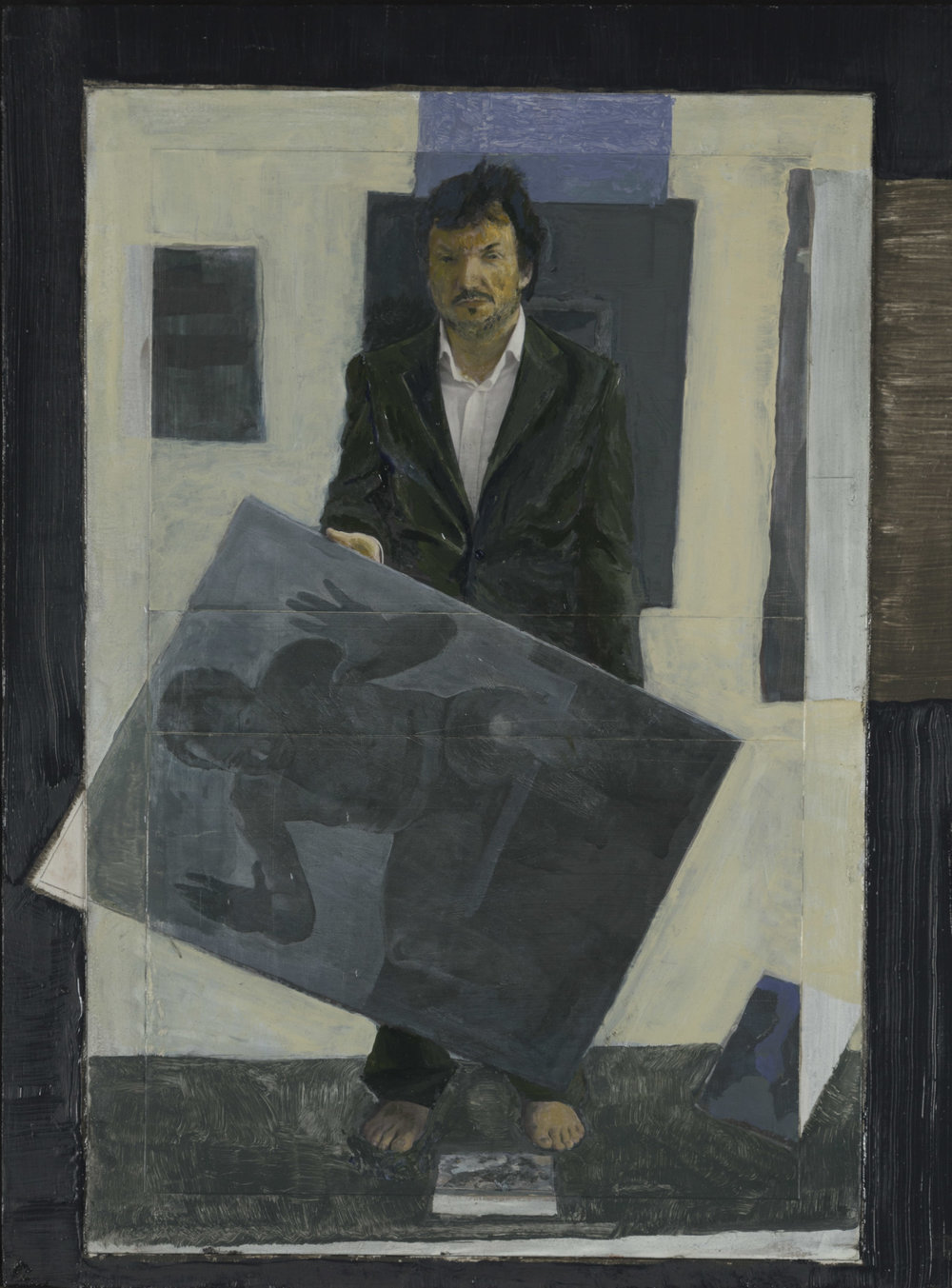 2019, 70 x 50 cm, oil on canvas