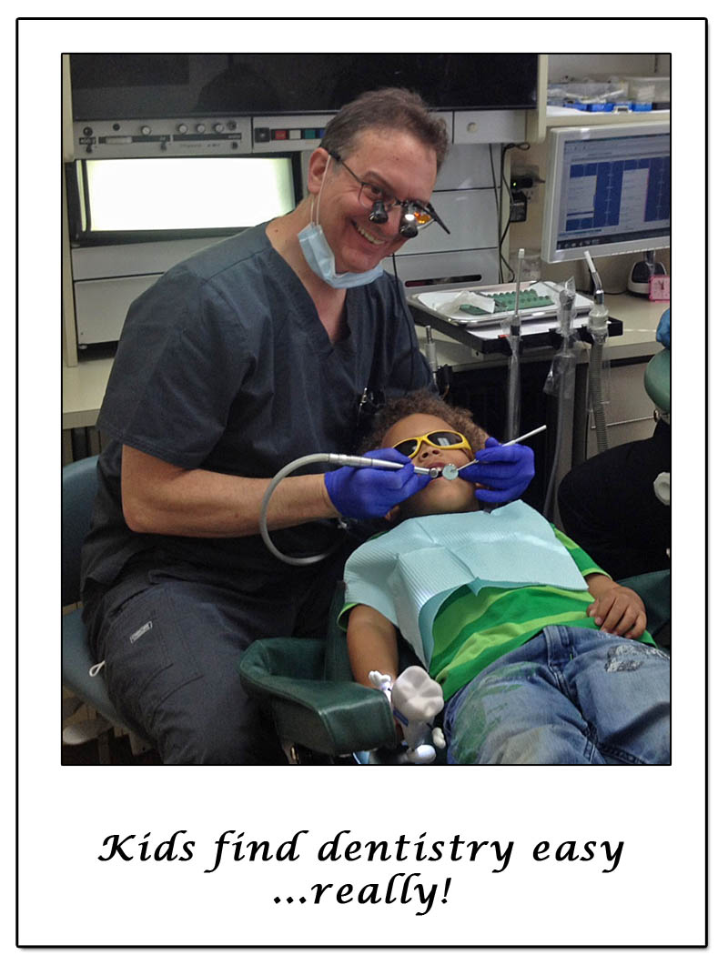 Dr Rosenblat Children's dentistry
