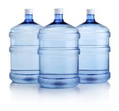 5 gallon water jugs