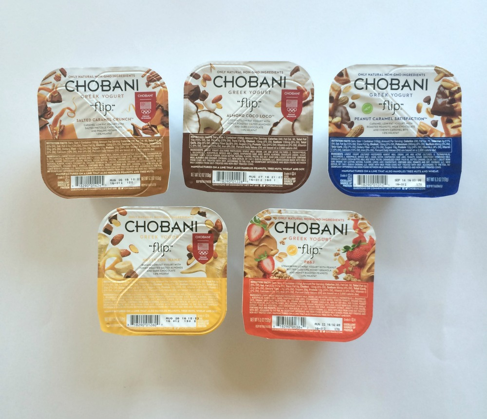 chobani flip yogurt
