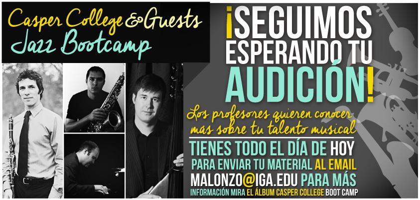 IGA bootcamp audition promo