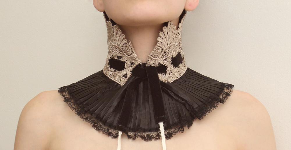 High collar