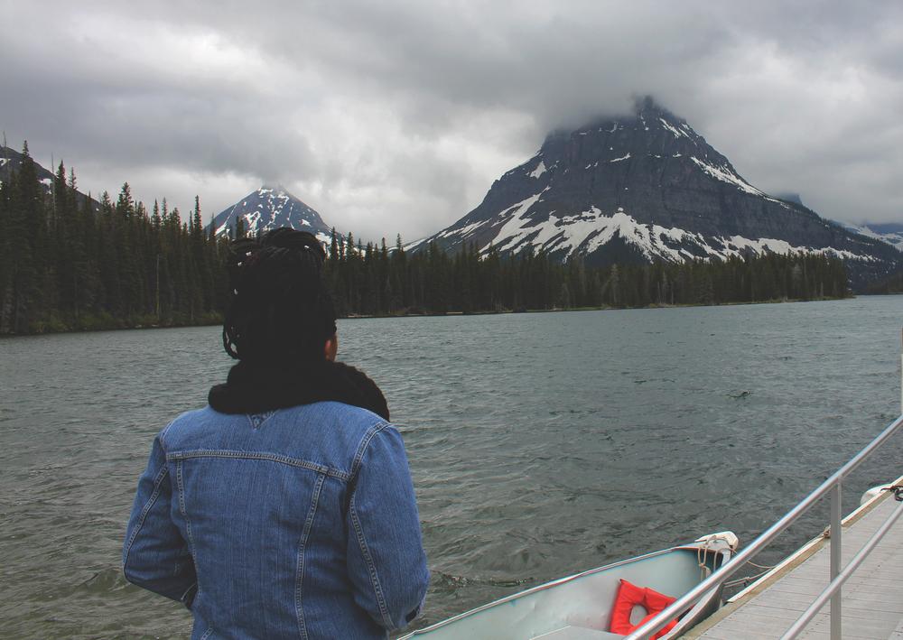 Two Medicine Lake - Montana
