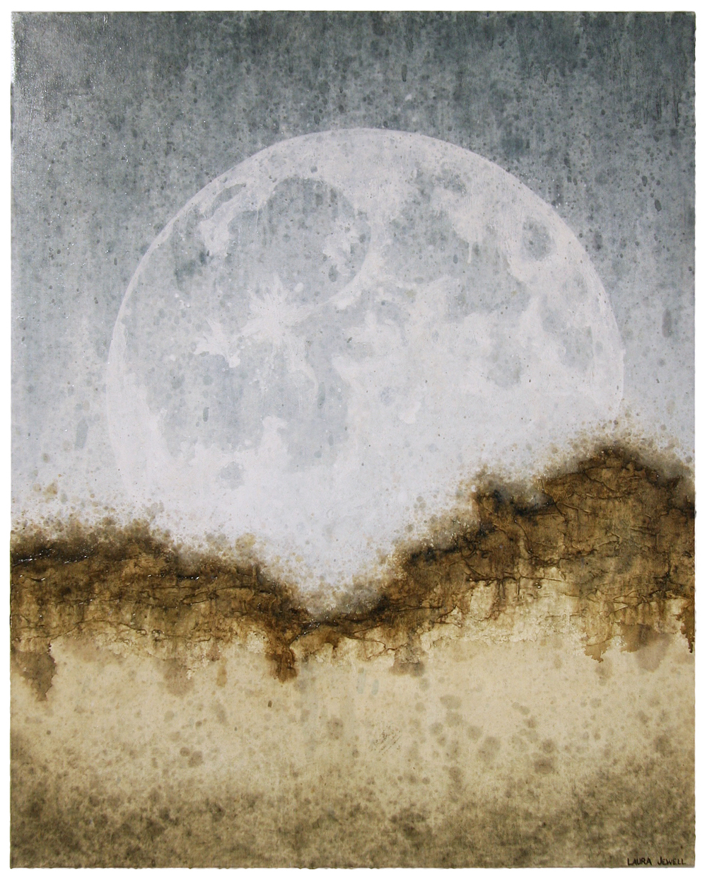 Moon Over Broken Soil