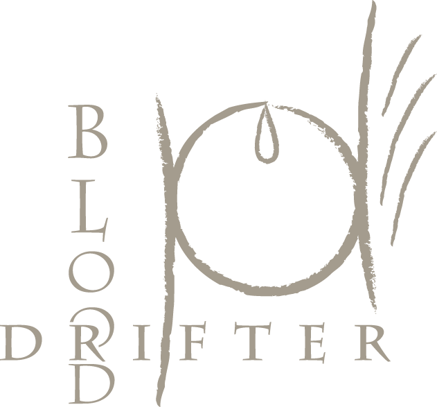 Blood Drifter | Art, Words, & Music by Luke Redd