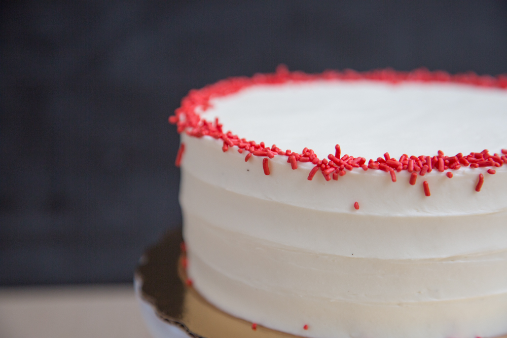6 in Layer Cake