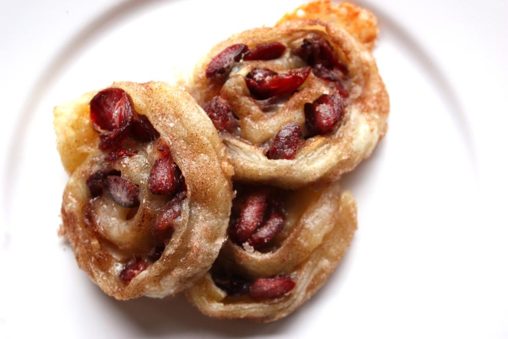 Cranberry Brie Pinwheels // Hunt & Harvest