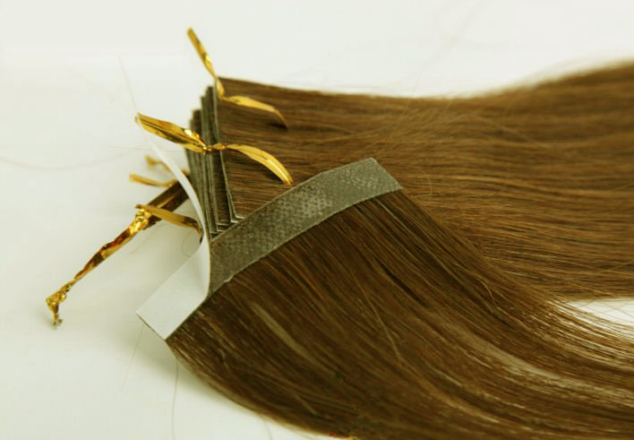 Tape In Pretty Glamorous Hair Extensions