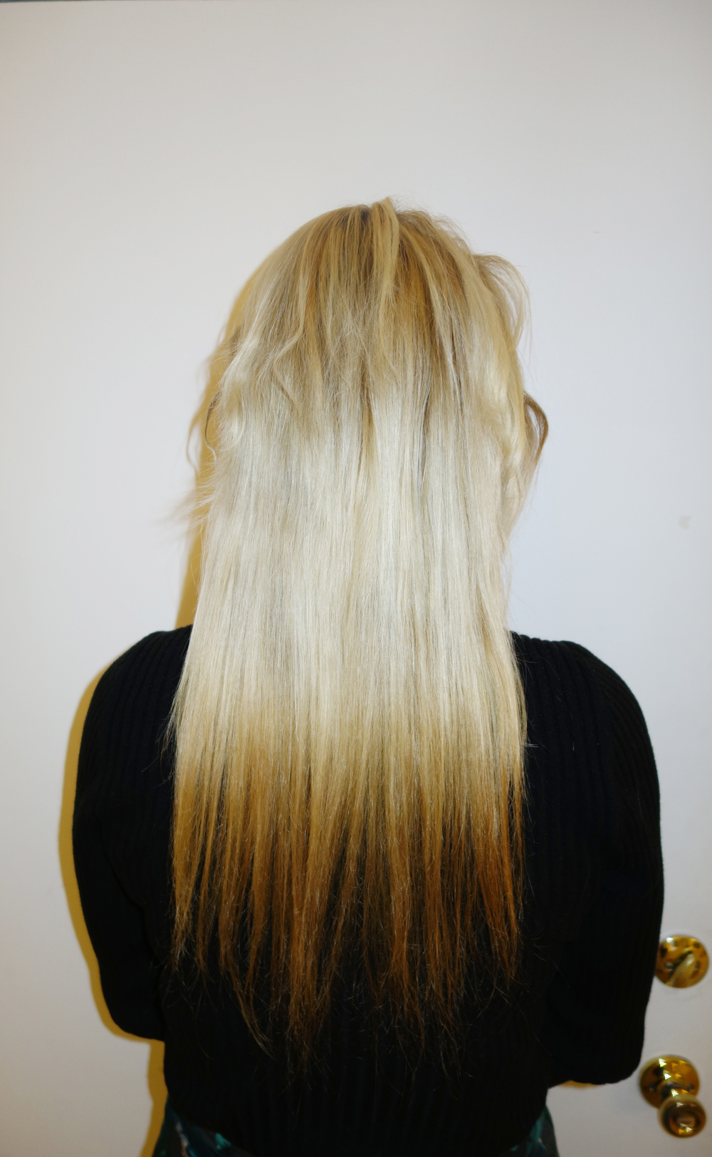 Sew In Pretty Glamorous Hair Extensions