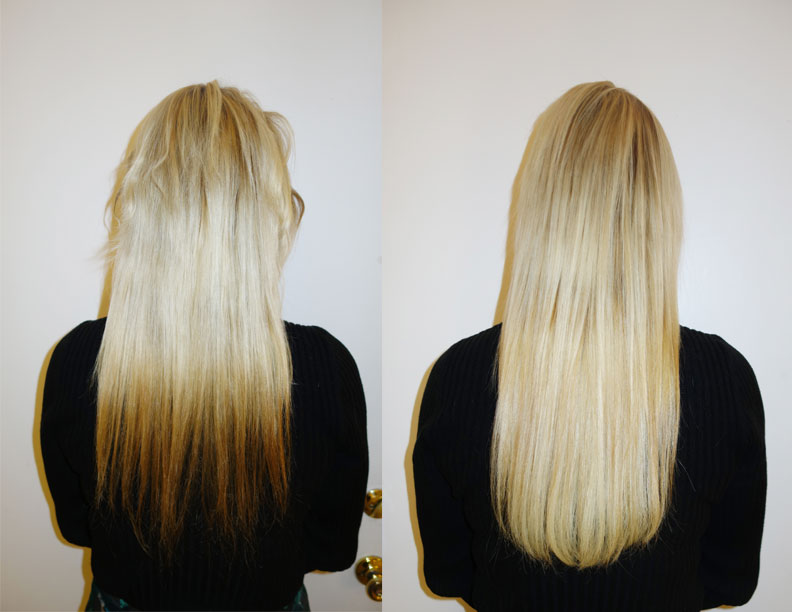 Gallery Pretty Glamorous Hair Extensions