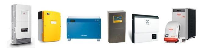 solar hybrid battery inverter systems