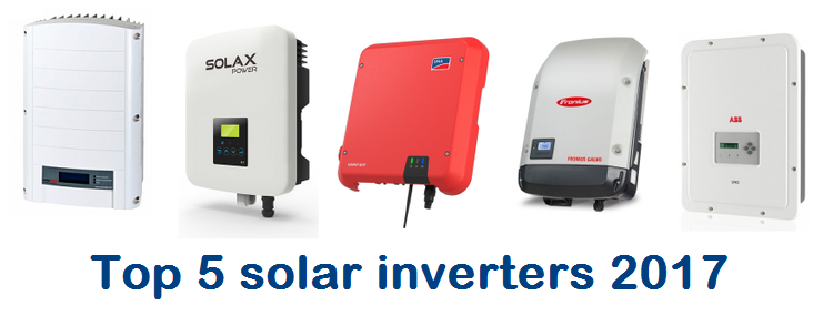 top solar inverters review 2017