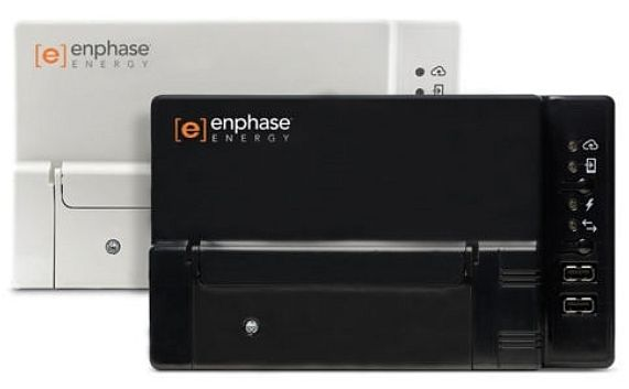 The Enphase Envoy system monitoring device