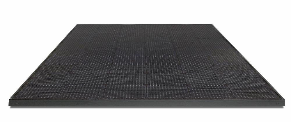 LG Neon 2 335W Module - Black. Image credit LG