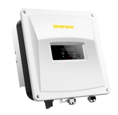 The very lightweight Zeverlution Inverter