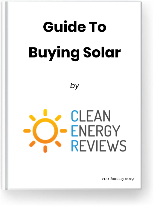 Get your  free  Guide To Buying Solar eBook.