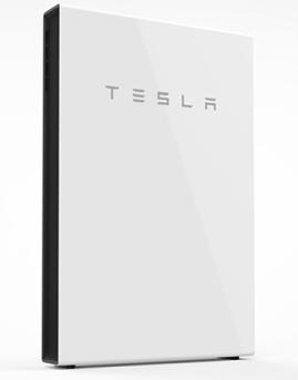 Image Credit: Tesla energy