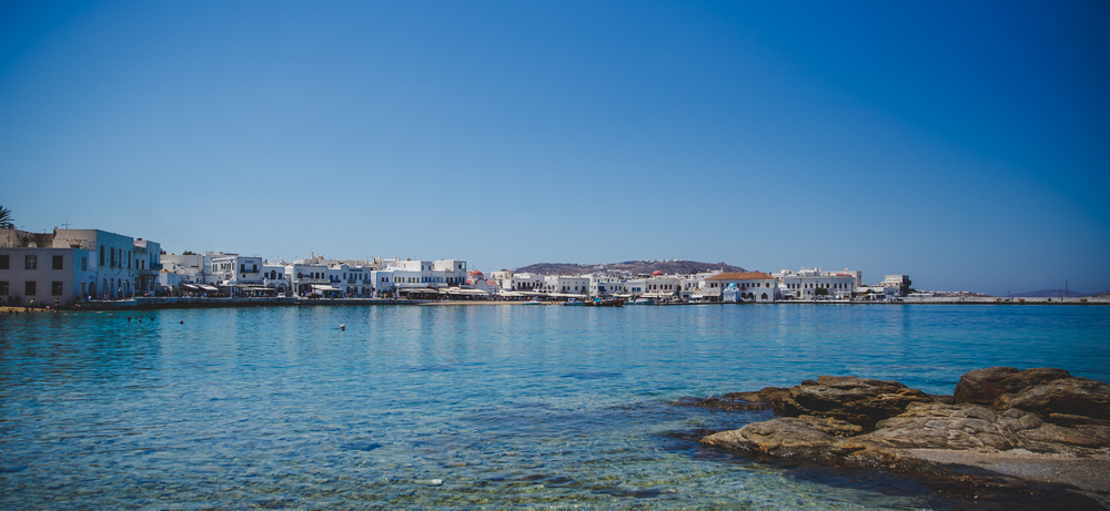 Welcome to Mykonos — The Aventurière