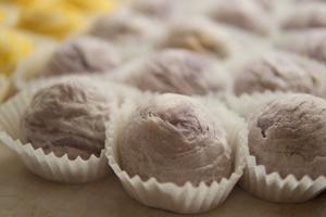 Taro Pastry