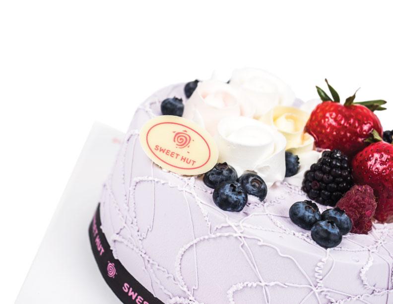 Cake Menu SWEET HUT BAKERY CAFE