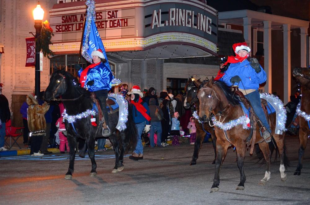 Baraboo Holiday Lights Parade