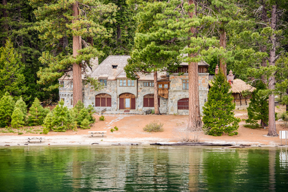 VIKINGSHOLM CASTLE IN EMERALD BAY
