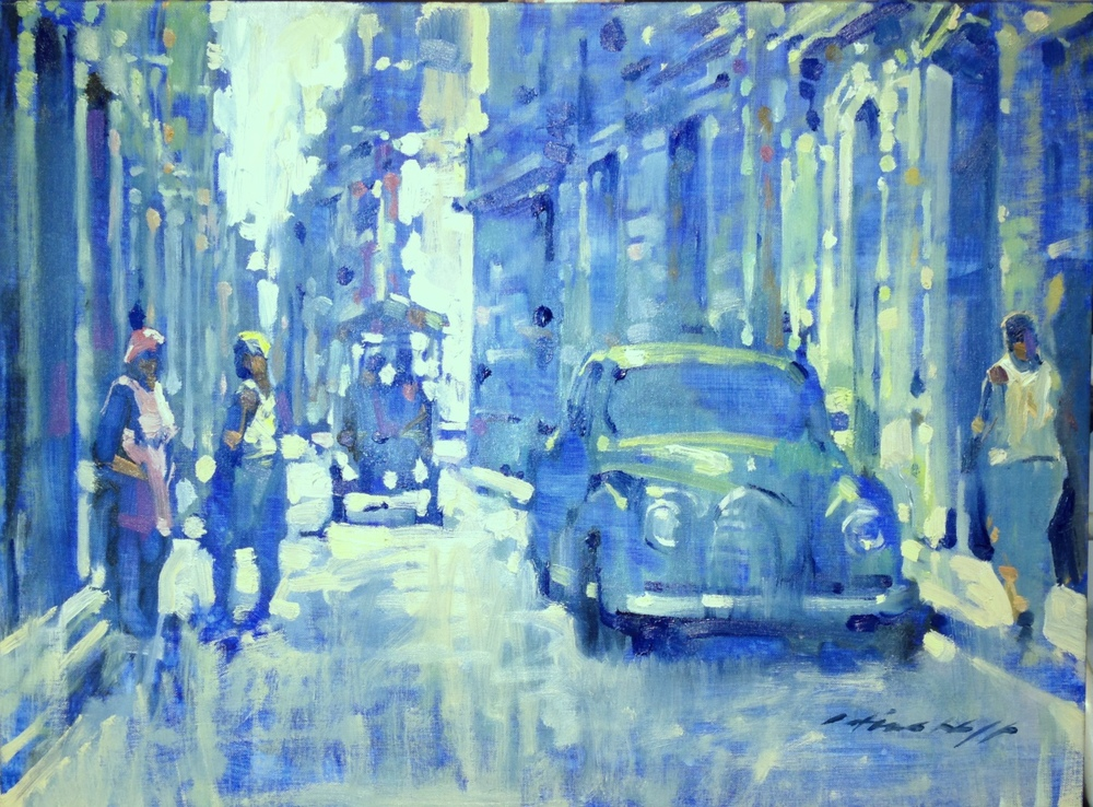 Study of Old Havana