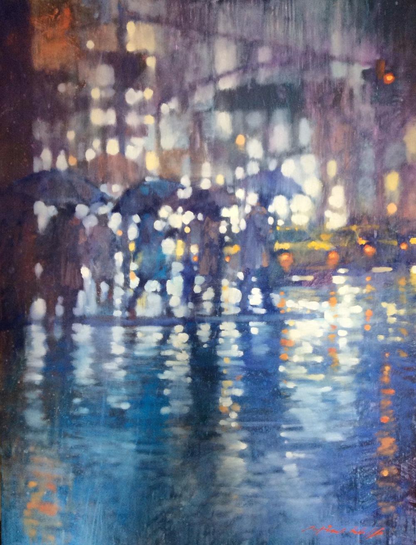 Umbrellas, NY