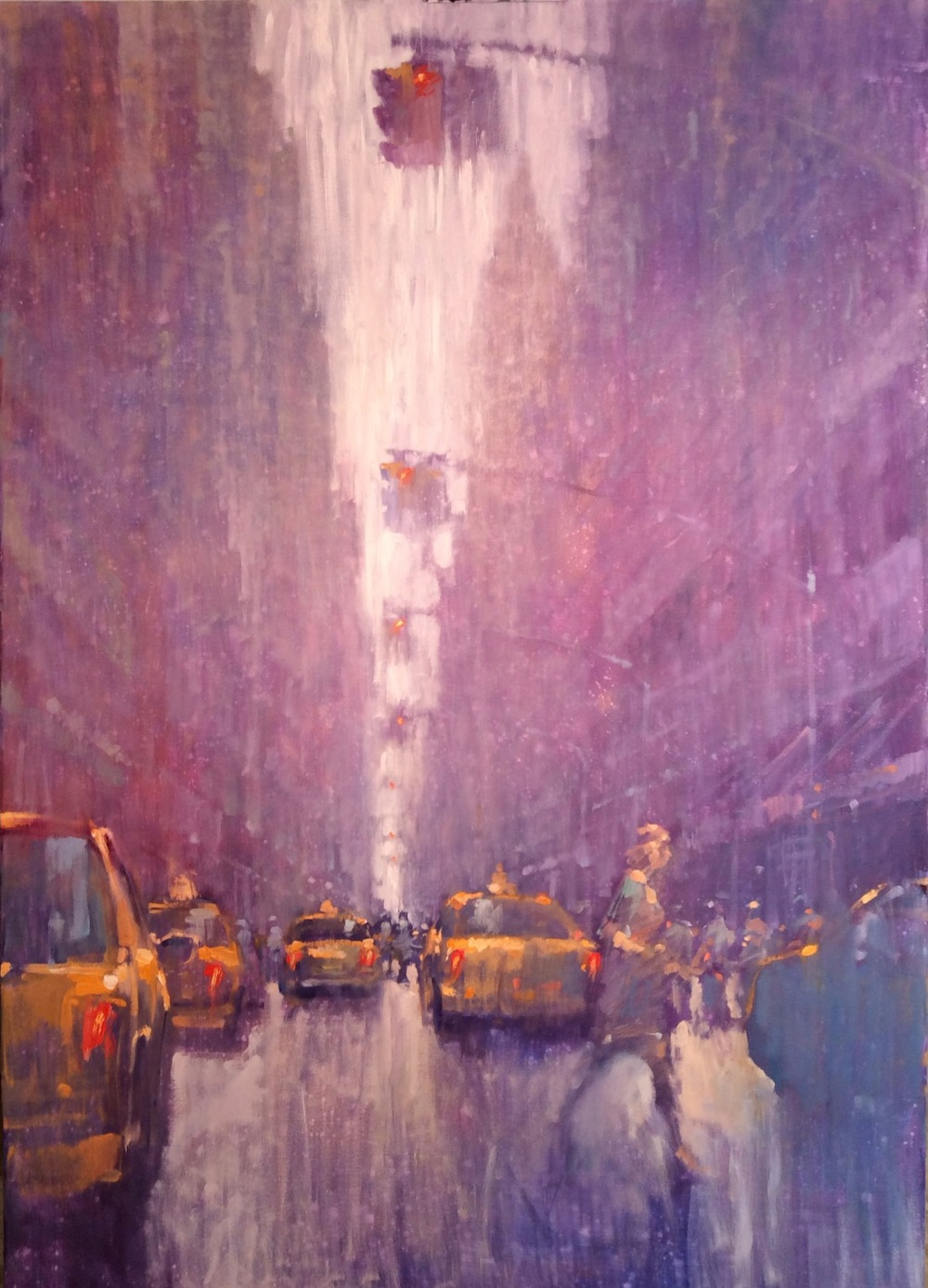 Fifth Avenue Magenta