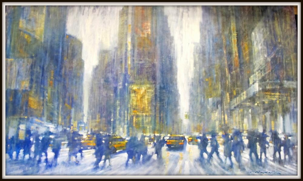 Times Square Blues
