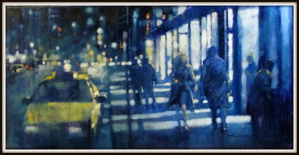 Night Lights, New York