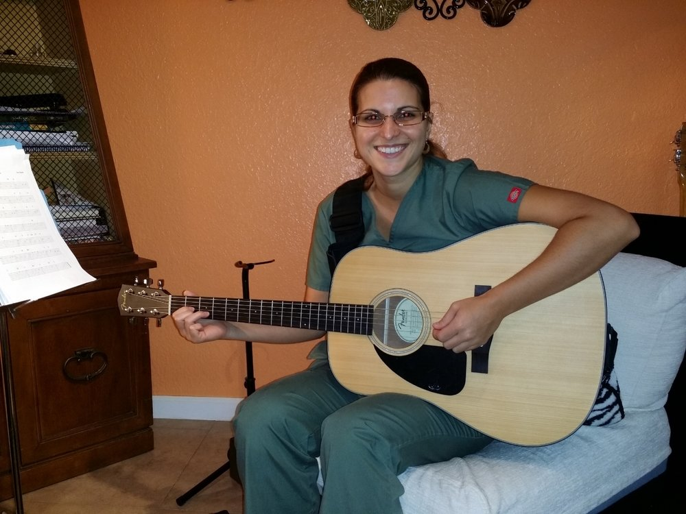 Adult Guitar Lessons In Kendall