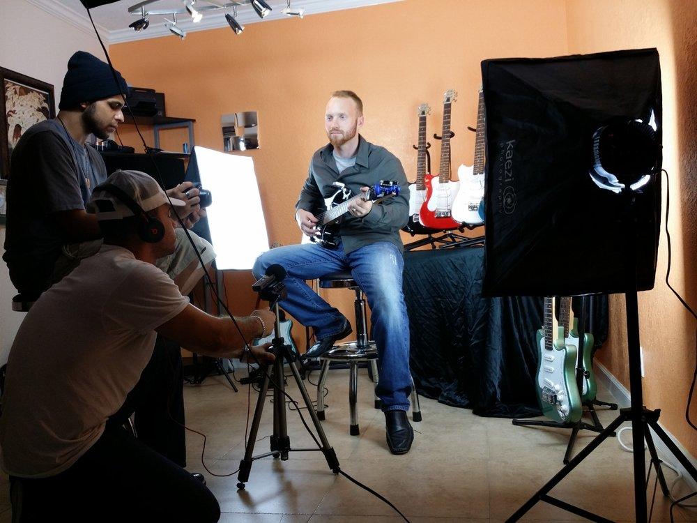 Guitar Classes In Miami