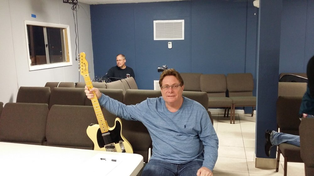 Blues Guitar Lessons In Miami