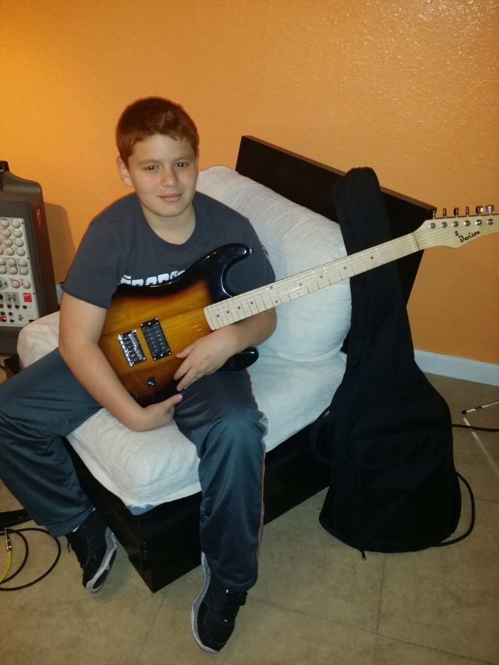 Guitar Lessons For Children