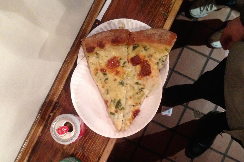 Copy of Artichoke Basille's Pizza