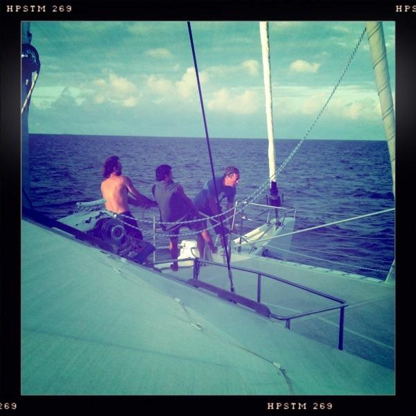 Crew_pulling_on_the_bridal_cha