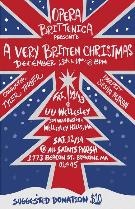 A Very Britten Christmas