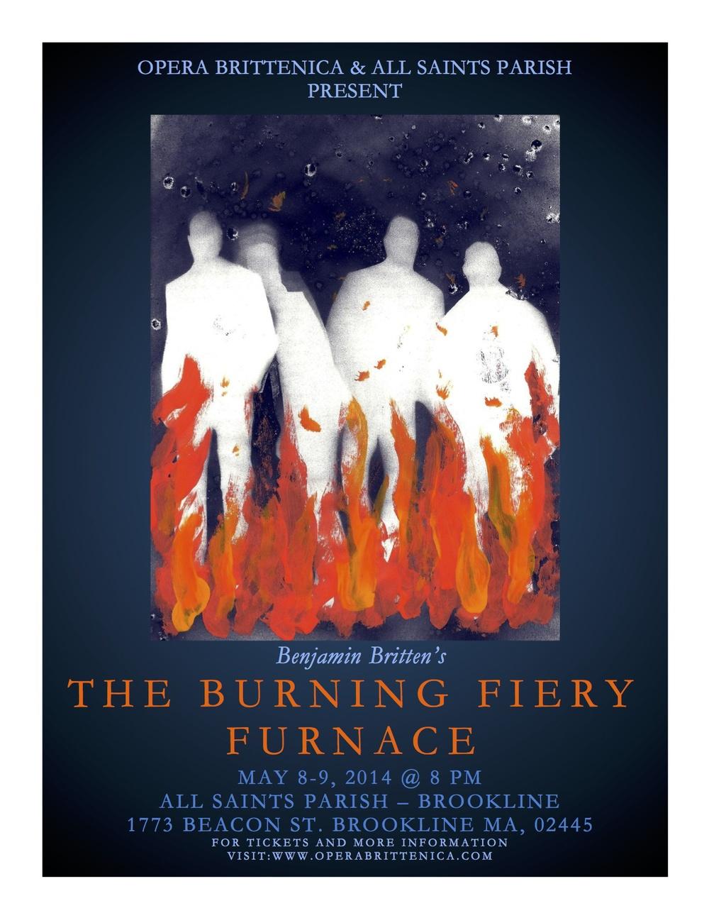 the burning fiery furnace u2014 opera brittenica
