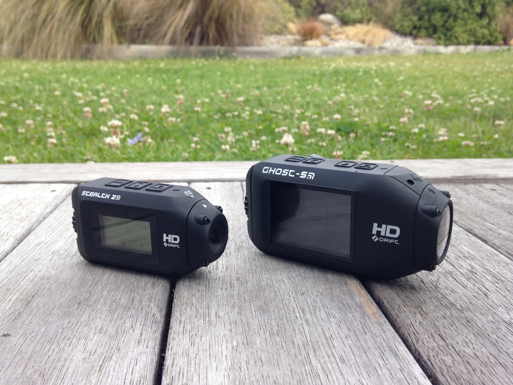 Drift Ghost -S HD and its lil bro Stealth 2 HD