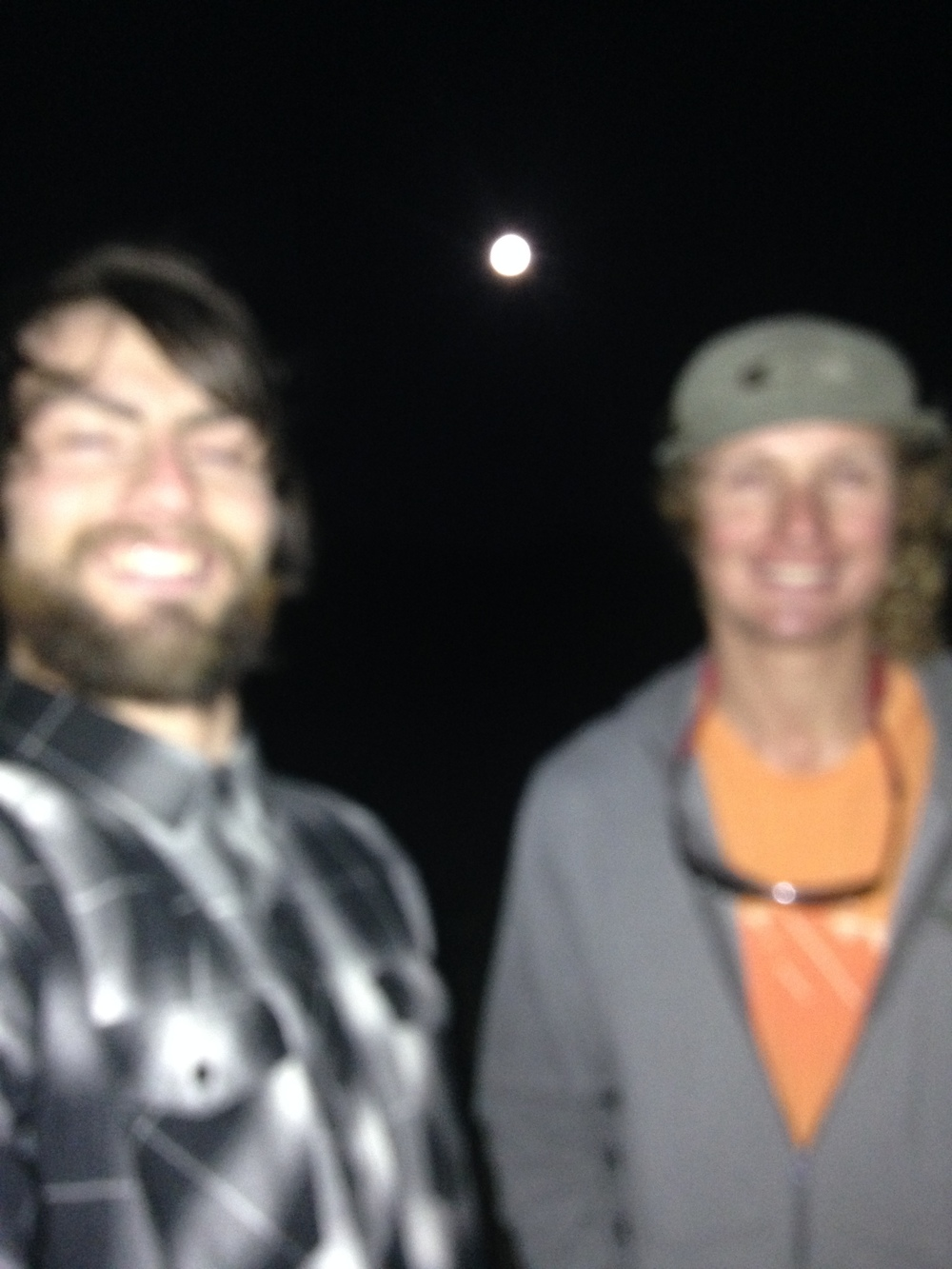 Scott and I paddled down the Clutha from the red bridge to Maori point and finished in the dark.