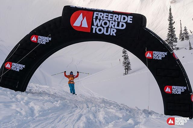 "Woo! That was fun. ""Hands in the air"" type fun!  Like, ""jumping lemur"" vibes. Not to be mistaken for ""double fist claim"". Or ""gorilla fight stance"". 🤨 Taken at the @freerideworldtour event at @kickinghorsemtn  #fwt18 #dropin  #nonsense —————————————————- @head_ski @headtothekore @scottfreeski @marmot @icebreakernz @snowcentrenz @snowsportsnz @mypakagenz @yakimaaunz  #tothekore #accessallareas #keepsyoubrave #noshortcuts #yakimaracks"
