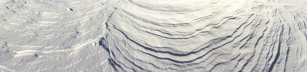 WINDBLOWN SNOW II