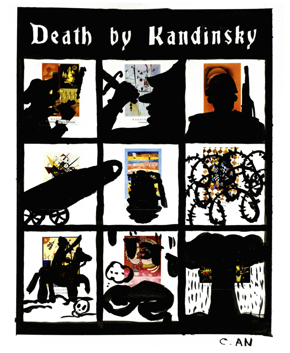 Death by Kandinsky