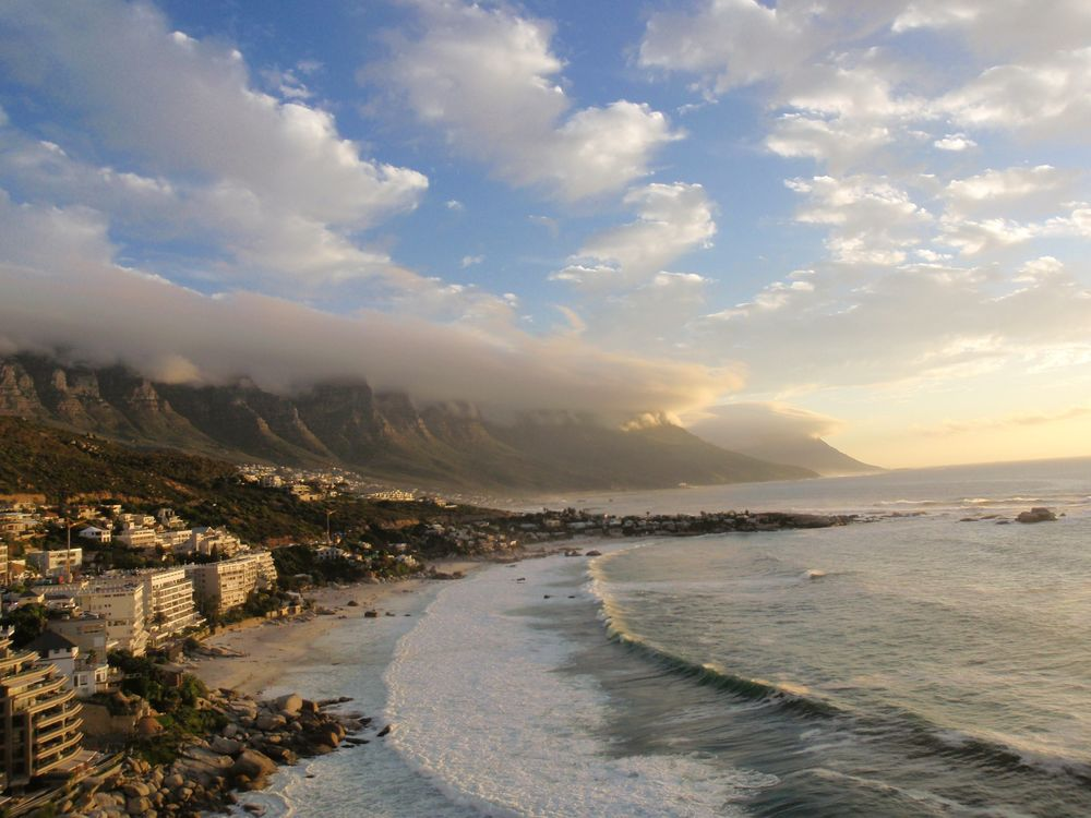 Table Mountain--Cape Town, South Africa
