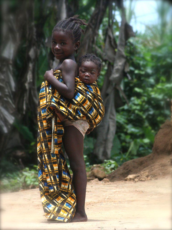 Indigenous Mountians--Zwedru, Liberia