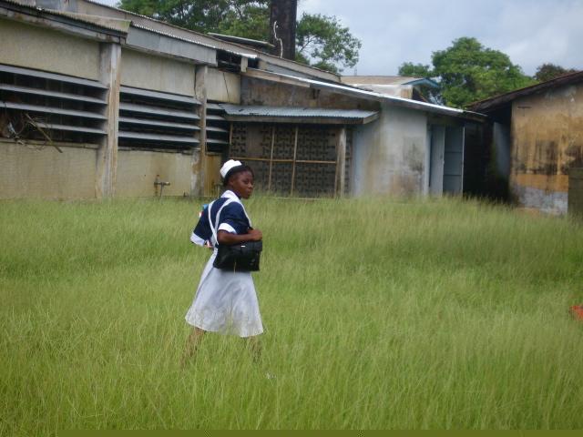 JFK Hospital--Monrovia, Liberia