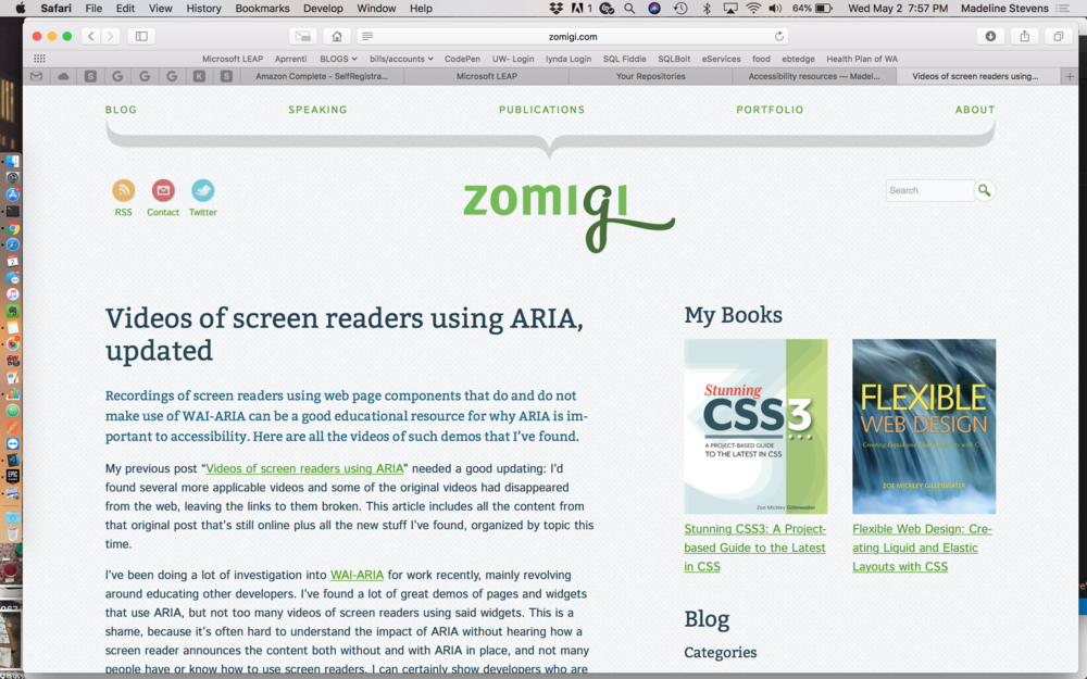 http://zomigi.com/blog/videos-of-screen-readers-using-aria-updated/
